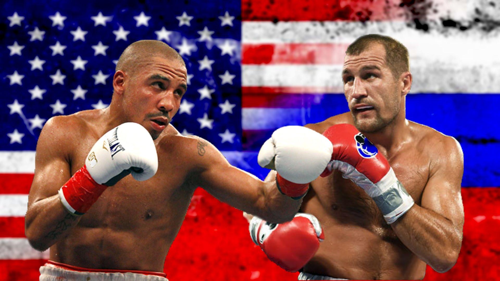 Ковалев - Уорд: бой за титул чемпиона мира по версии WBA, IBF, WBO